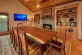 Premium Cabin Rental with Den and Fireplace