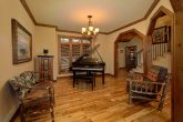 Premium Cabin with a Grand Piano and Fireplace