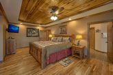 Master Bedroom with Wet Bar and Private Bath
