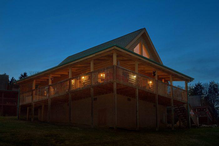 Wander Back Inn Cabin Rental Photo