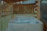 Cozy 2 bedroom Sevierville cabin rental
