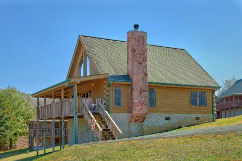 Sevierville 2 bedroom cabin rental - Wander Back Inn