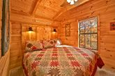 Cabin with spacious King size bedroom
