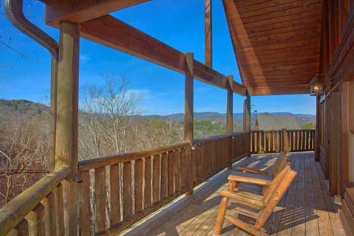 Wilderness Lodge Cabin Rental Photo