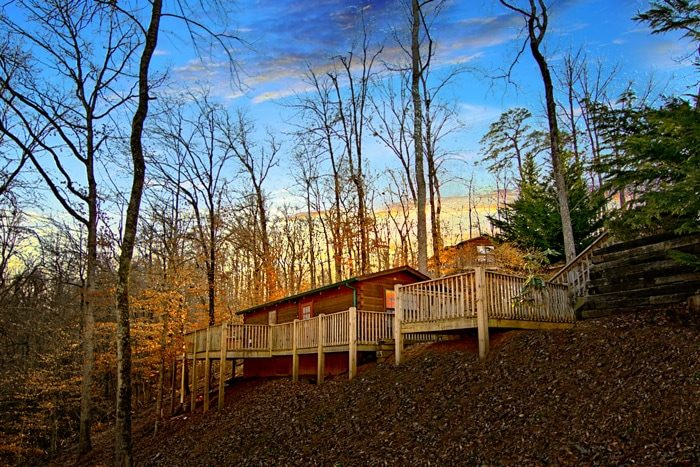 Wonderland Cabin Rental Photo